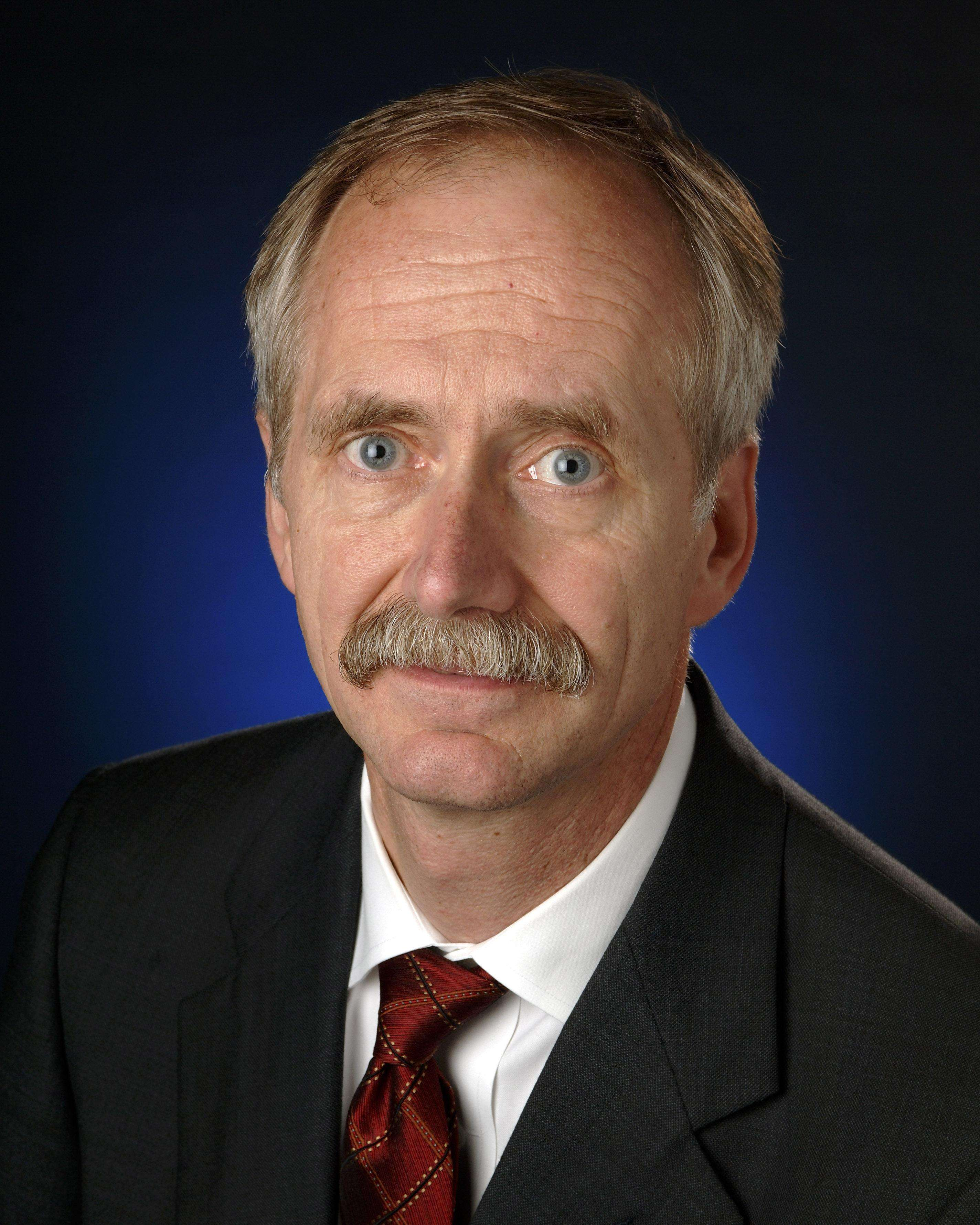 Former Associate Administrator for Space Operations William H. Gerstenmaier (Image Credit: NASA)