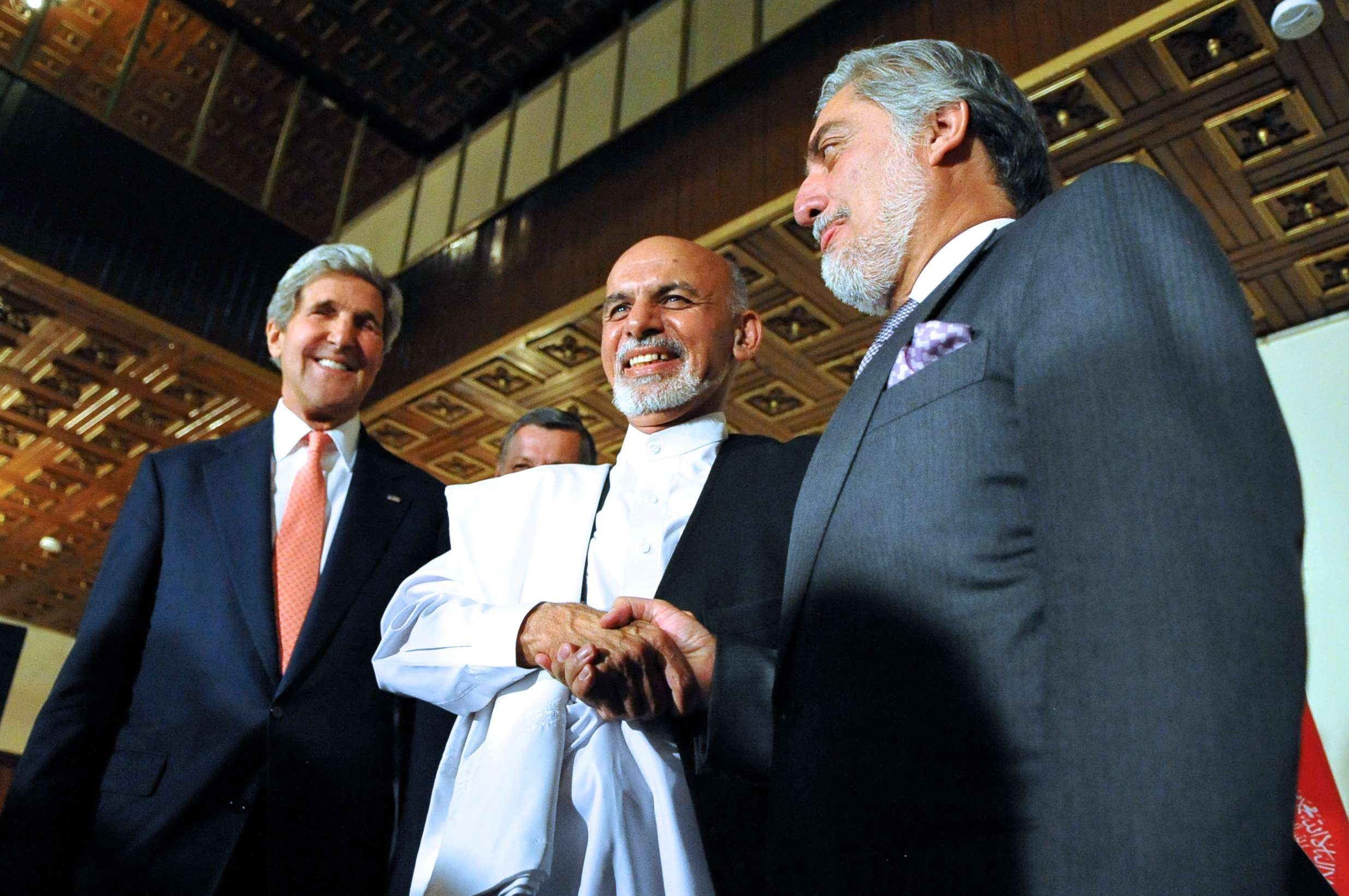 kerry Ghani Abdullah deal