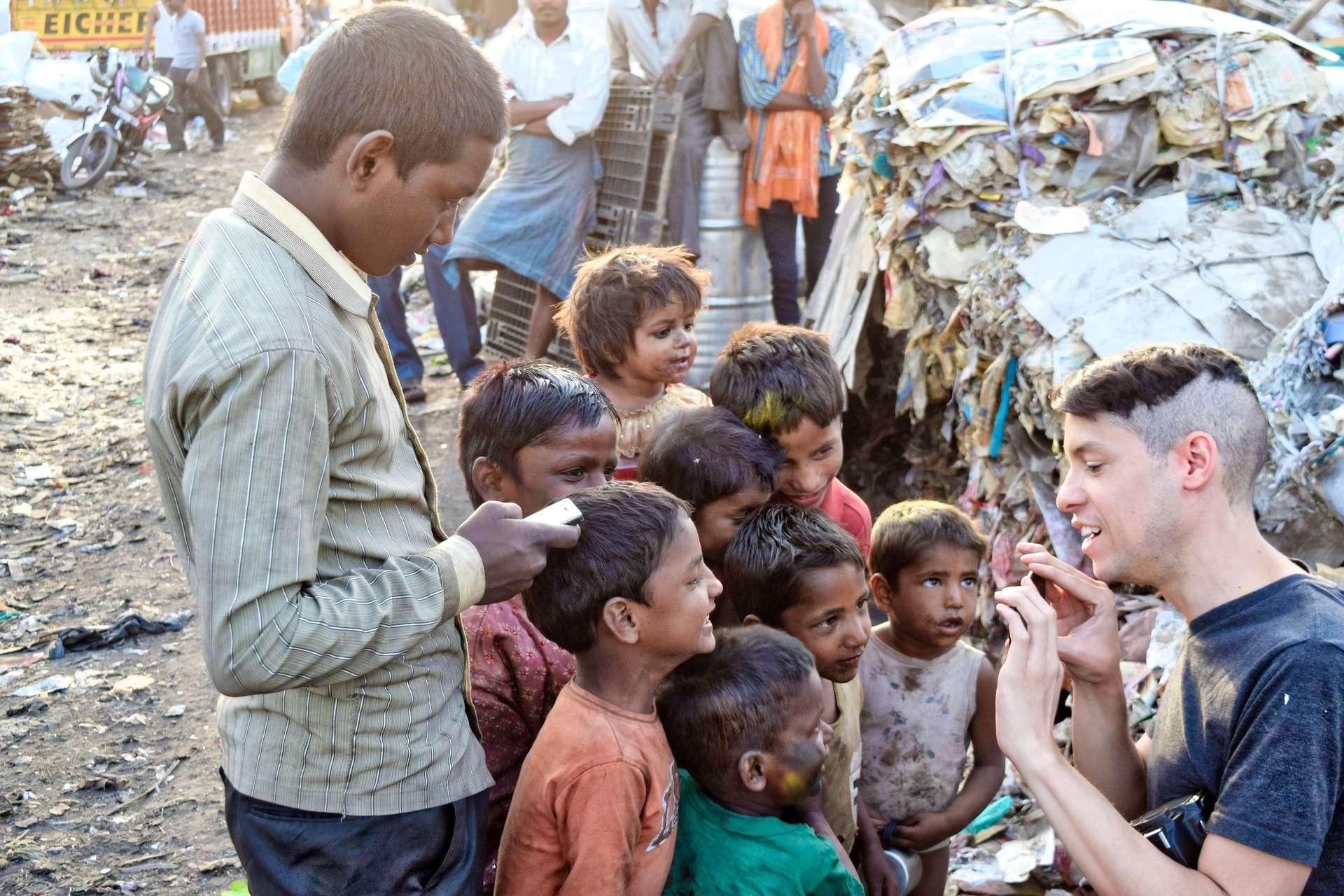 india slums coronavirus