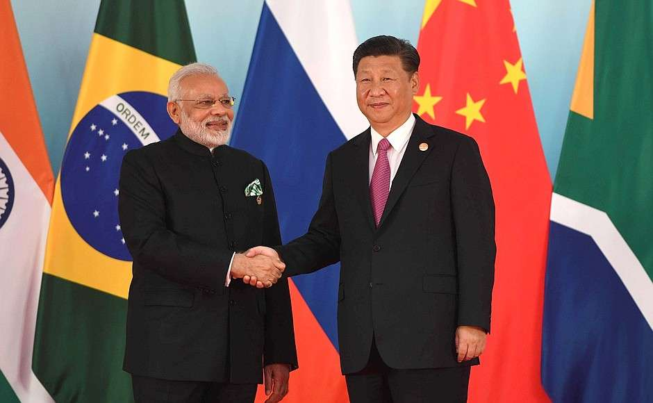 modi xi china india war